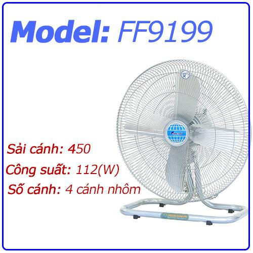 Quat san cong nghiep chinghai ff9199