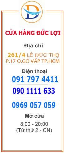 Công Ty TNHH SXTM DV Đức Lợi