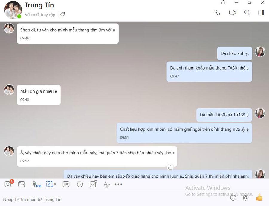 REVIEW THANG NHOM CHU A