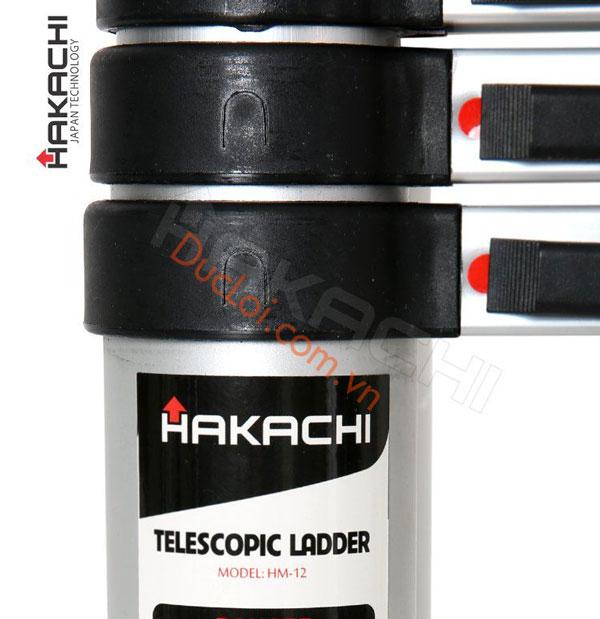 khóa thang rút chữ A Hakachi HM12