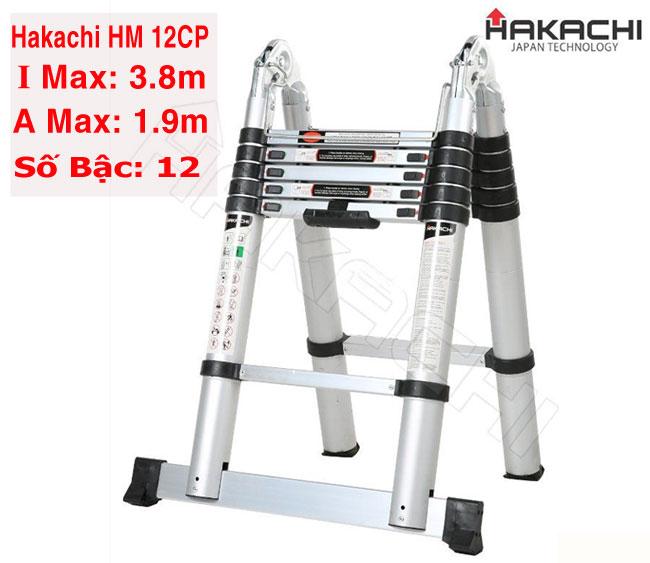 thang nhom rut chu a Hakachi HM12